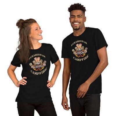 #GearedFor Campfire 2:  T-shirt - Premium 100% Cotton
