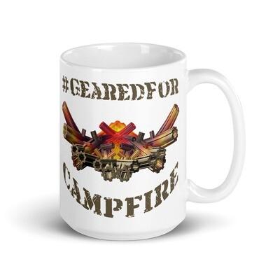 #GearedFor Campfire 1: Coffee Mug, ceramic