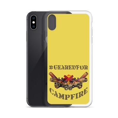 #GearedFor Campfire (1): Phone Cases for iPhone's