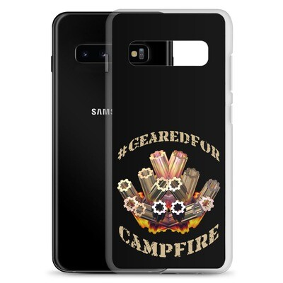 #GearedFor Campfire (2): Phone Cases for Samsung's