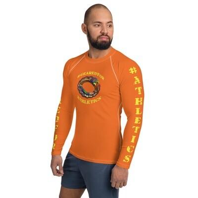 #GearedFor Athletics:  Rashguard for Men