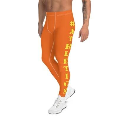 #GearedFor Athletics:  Sports Leggings for Men