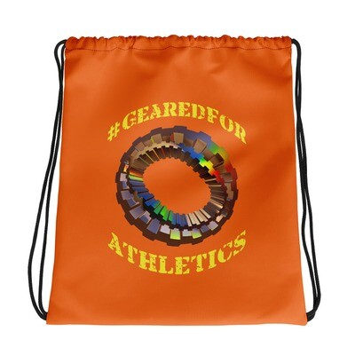 #GearedFor Athletics: Bag - Big Drawstring
