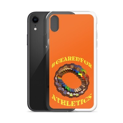 #GearedFor Athletics: Phone Cases for iPhone's