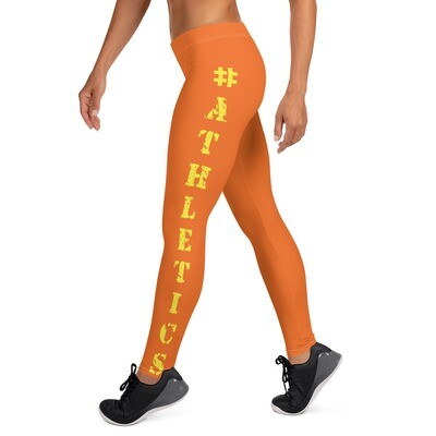 #GearedFor Athletics:  Sports / Fashion Leggings