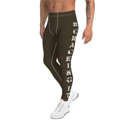 #GearedFor Cracking It:  Sports Leggings for Men