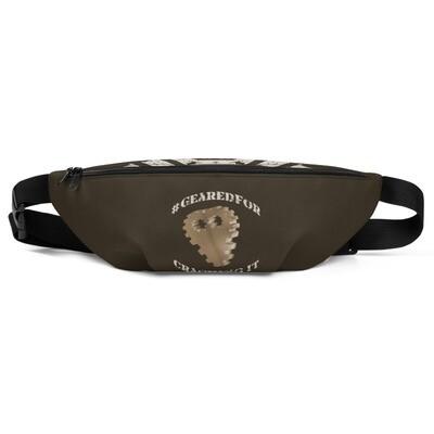 #GearedFor Cracking It: Bag - Waist or Body