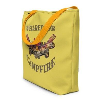 #GearedFor Campfire (1): Bag - Beach or Groceries
