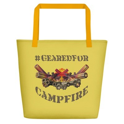 #GearedFor Campfire 1: Bag - Beach or Groceries