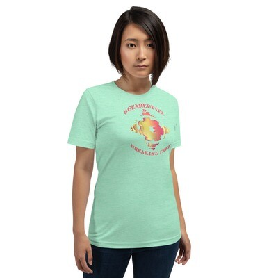 #GearedFor Breaking Free:  T-shirt - Premium 100% Cotton