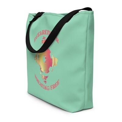 #GearedFor Breaking Free: Bag - Beach or Groceries
