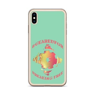 #GearedFor Breaking Free: Phone Cases for iPhone's