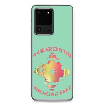 #GearedFor Breaking Free: Phone Cases for Samsung's