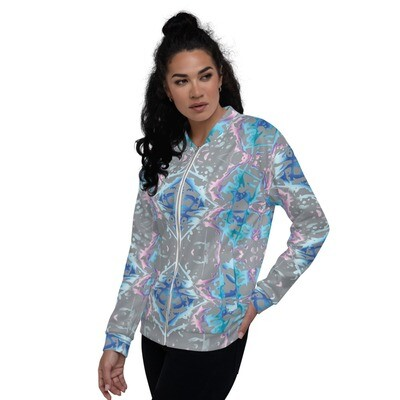 Candy Splatter:  Bomber Jacket