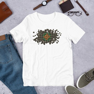 Island Viking:  T-shirt - Premium 100% Cotton