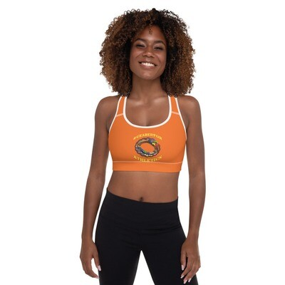 #GearedFor Athletics:  Sports Bra, padded