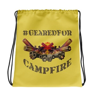 #GearedFor Campfire 1: Bag - Big Drawstring