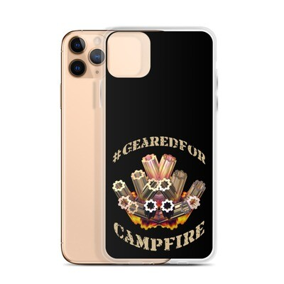 #GearedFor Campfire 2: Phone Cases for iPhone's