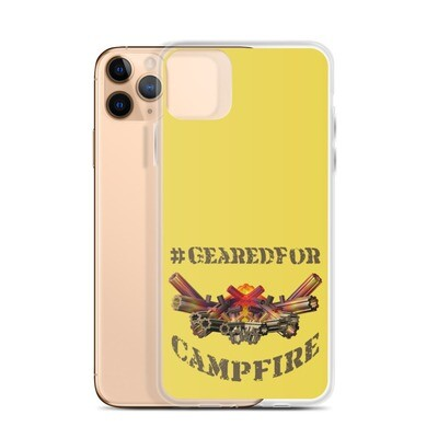 #GearedFor Campfire 1: Phone Cases for iPhone's