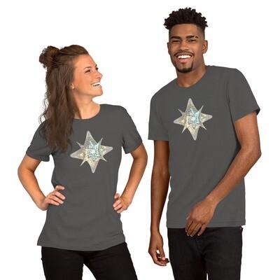 Enchanted SeaStar 1:  T-shirt - Premium 100% Cotton