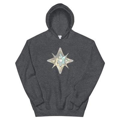 Enchanted SeaStar 1:  Unisex Hoodie