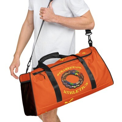 #GearedFor Athletics: Bag - Duffle