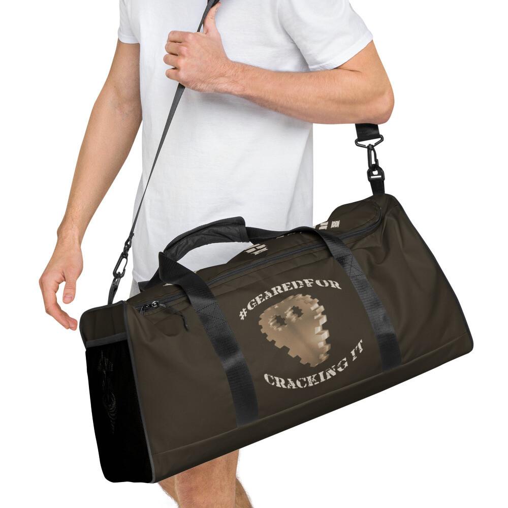 #GearedFor Cracking It: Bag - Duffle