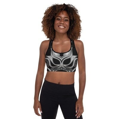 Duality's Masquerade:  Sports Bra, padded