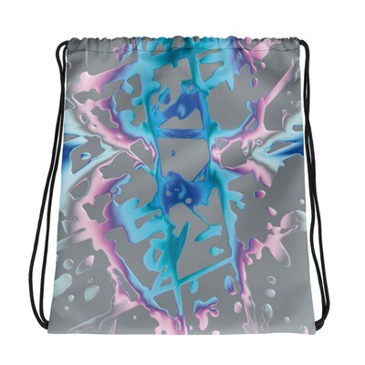 Candy Splatter: Bag - Big Drawstring