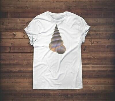 3D SeaShell T-shirt Design 2B for sale