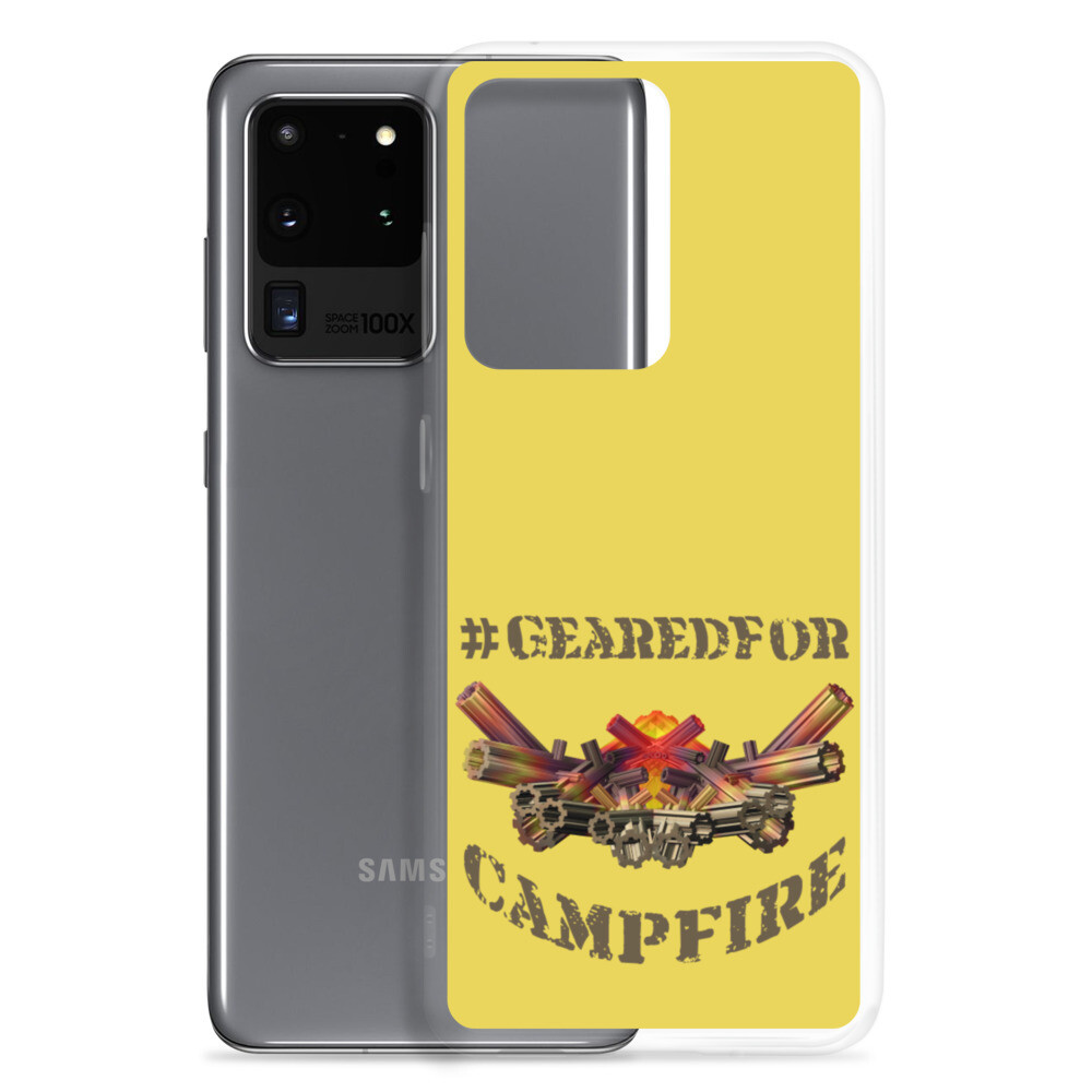 #GearedFor Campfire 1: Phone Cases for Samsung's