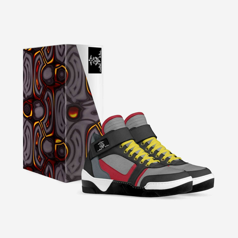 Dragon's Marble:  Unisex Sneakers. Made in Italy. Custom Orders! $239