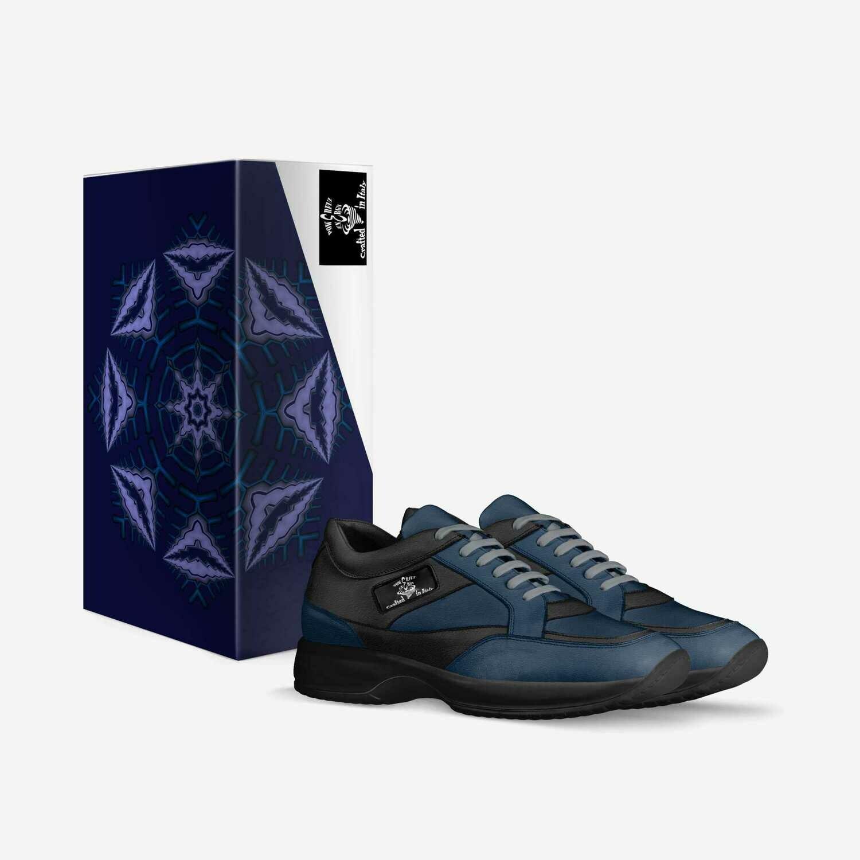 Seasoned Helmsman:  Unisex Sneakers. Made in Italy. Custom Orders! $199