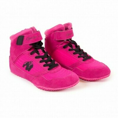 GORILLA WEAR HIGH TOPS PINK