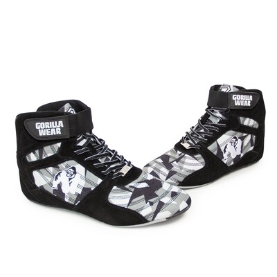 PERRY HIGH TOPS PRO - BLACK/GRAY CAMO