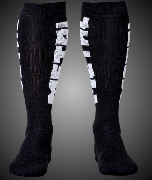 METAL Deadlift Socks (IPF approved)