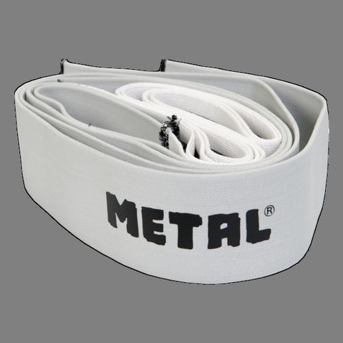 METAL Mystical Silver Knee Wraps