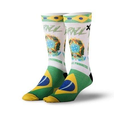 ODD SOX Brazil Socks
