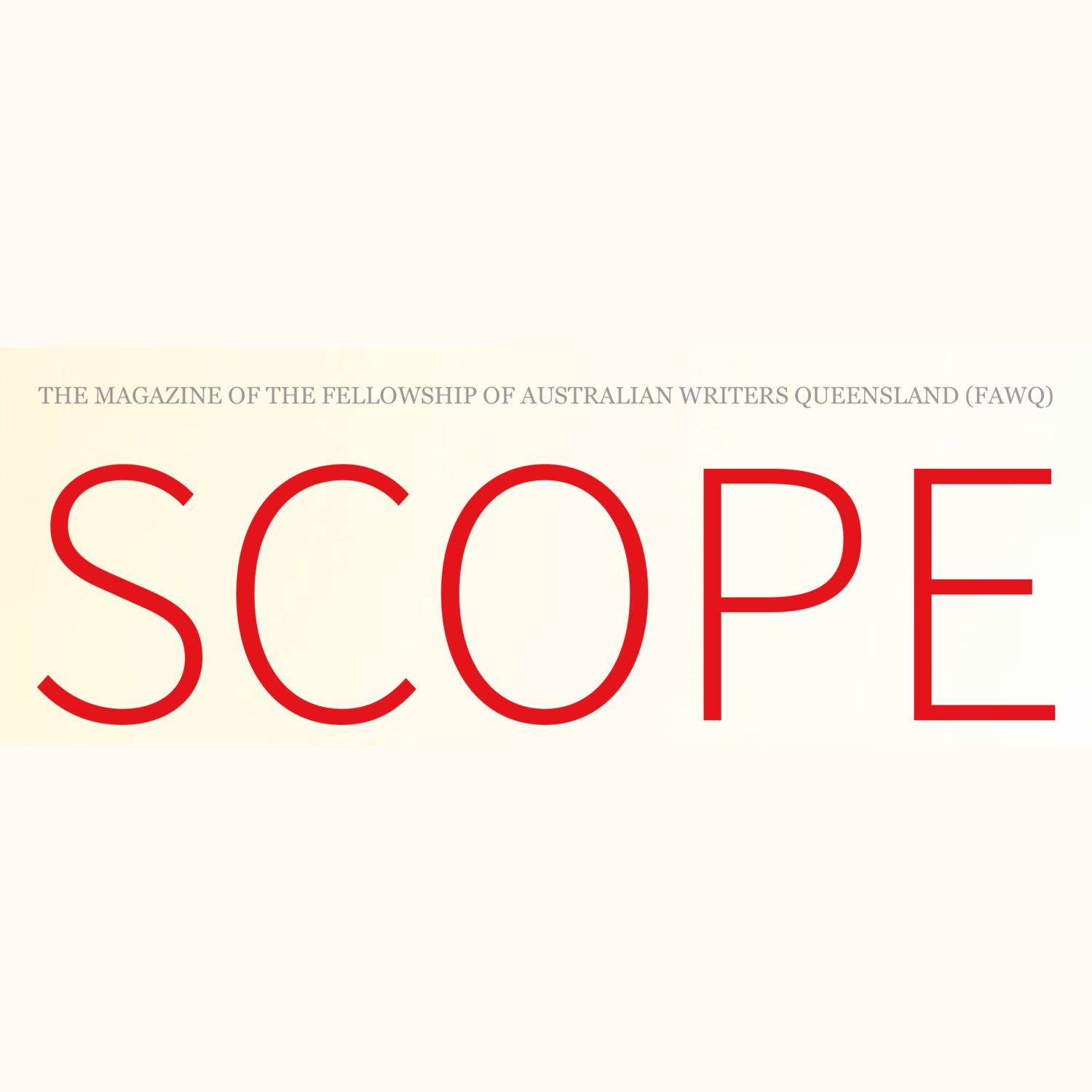 I Year Printed Scope Subscription