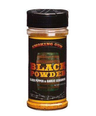 Black Powder Seasoning & Rub