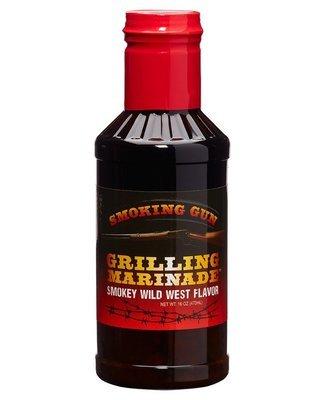 Smoking Gun Grilling Marinade 16 oz.