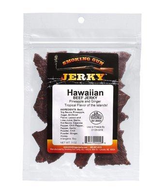 Hawaiian Beef Jerky, 2.75 oz.