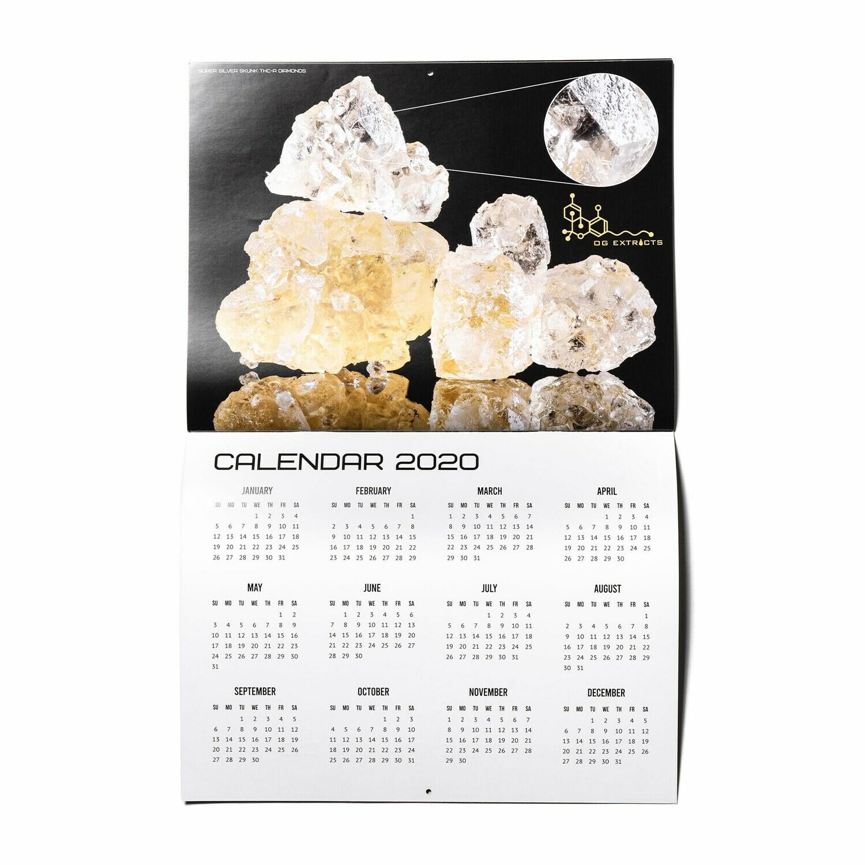 Limited Edition 2020 Photo Calendar