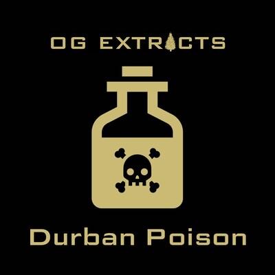 Durban Poison Shatter