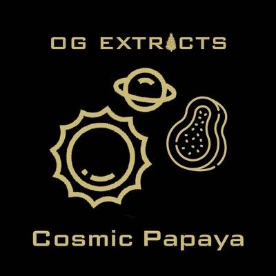 Cosmic Papaya Shatter