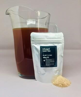 150mg THC Infused Iced Tea