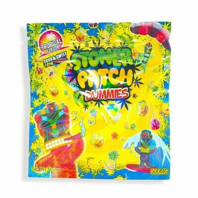 500mg THC Infused Stoner Patch Tropical Dummies - BOGO UNTIL APRIL 20th
