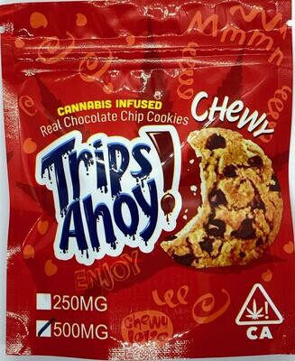 500mg THC Medicated Chewy Trips Ahoy! Cookie - BOGO UNTIL APRIL 20th