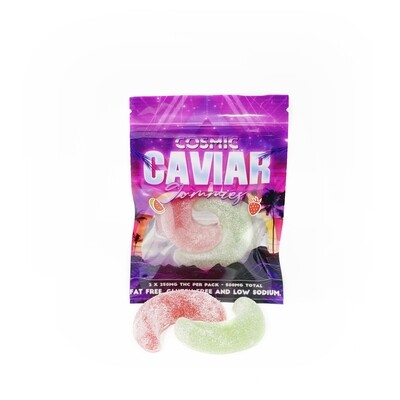 Cosmic Caviar - 500mg THC Infused Gummies