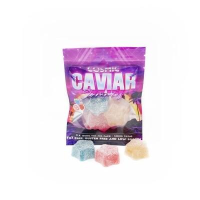Cosmic Caviar - 300mg THC Infused Gummies